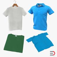 3d shirts t-shirt model