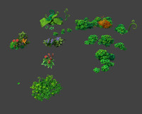 Cartoon_plant_pack