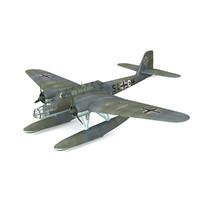 3d henschel hs-123 model