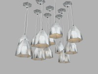 gem pendant light max