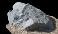 Photorealistic Rocks