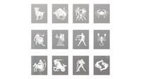 wall zodiac dxf