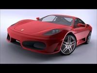 3d model z3x1 car