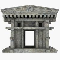 max tomb entrance