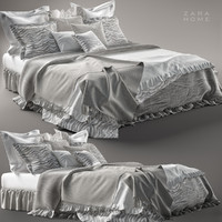 zara home bedclothes bed max