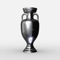 Euro League Cup Trophy