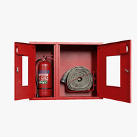 3d hose case extinguishe
