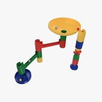 marble toys 3d model