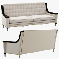 3d model francesco molon sofa berkeley