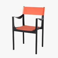 3d magis venice chair model