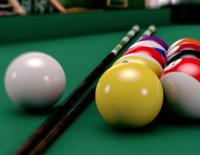 billiard c4d