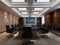3d conference room 2 model