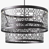 arramore pendants 24 light 3d model