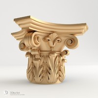 decorative capitals max