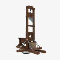 guillotine obj