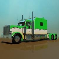 379 legacy semi truck max