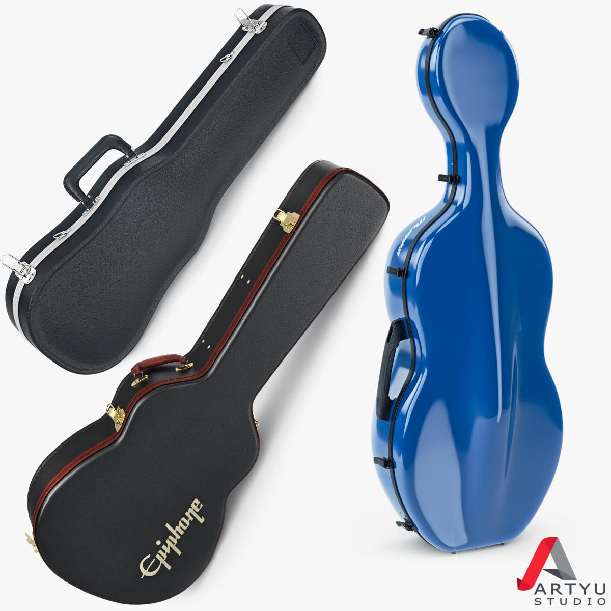 Case, Viola, Cello, Guitar, Set_basic.jpg