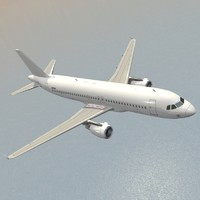 airbus airplanes planes 3d model