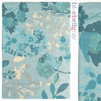 Bluebellgray Watercolor Braybrooke Rug