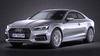 3ds audi a5 coupe