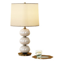 3d abacus table lamp -
