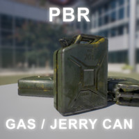 Gas Can / Jerry Can
