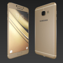 Samsung Galaxy C5 3D models