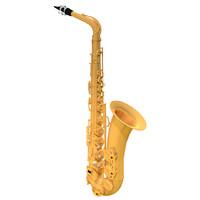 Alto Saxophone: C4D Format