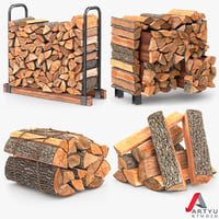 max firewood stack set