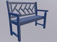 Tahawus-garden-bench