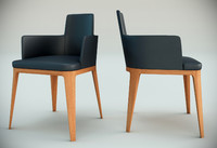 3d lema lucy chair model