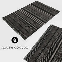 3d carpet house doctor model
