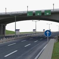 3d highway arnold