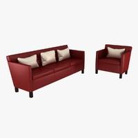 chair sofa krefeld 3d max