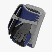 3ds hockey goalie blocker generic