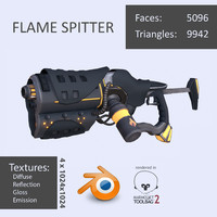 Flame Spitter