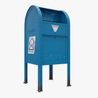 new york mail box 3d 3ds