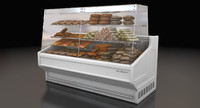 3d deli counter