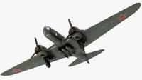 db-3 bomber max
