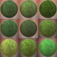 Grass Textures Pack 002