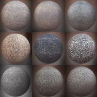 Asphalt Textures Pack 001