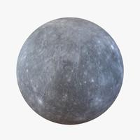 3ds mercury planet