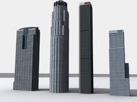 skyscrapers los angeles pack_1