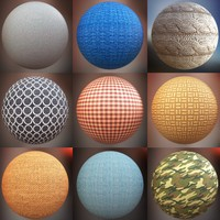 Fabric Textures Pack 001