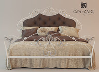 bed- letto olimpia h 3d model