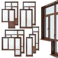 Balcony doors collection