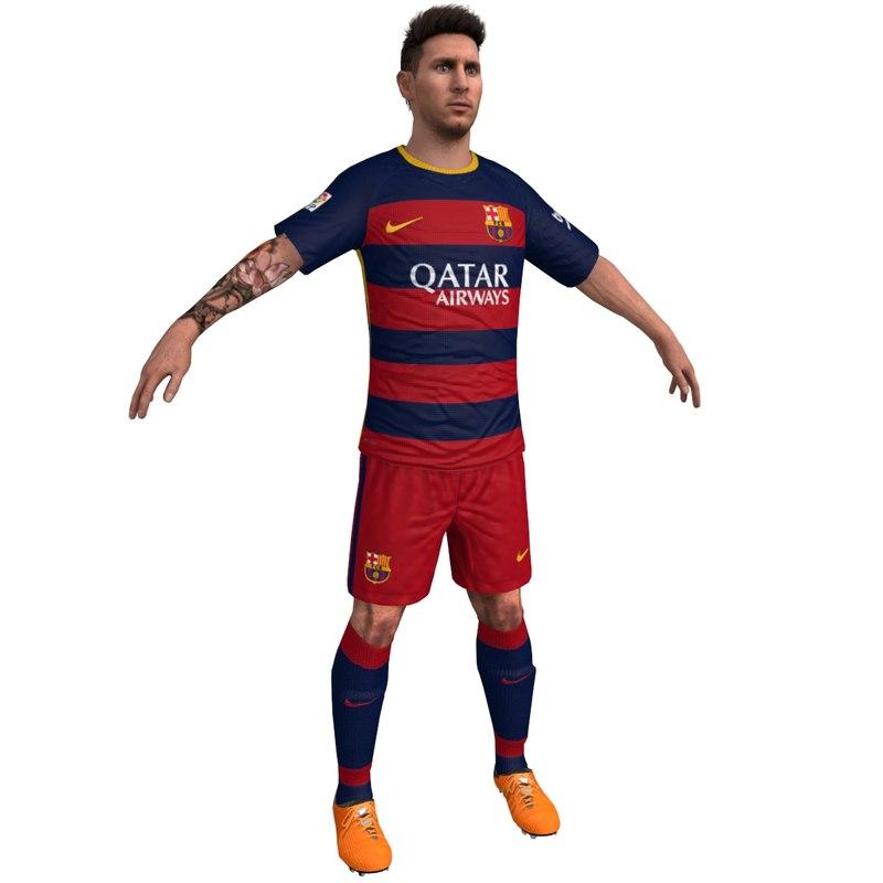 Messi Quads