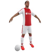soccer player max