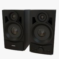 max speaker sven ms-230