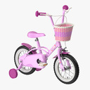 Child Bike 3D models